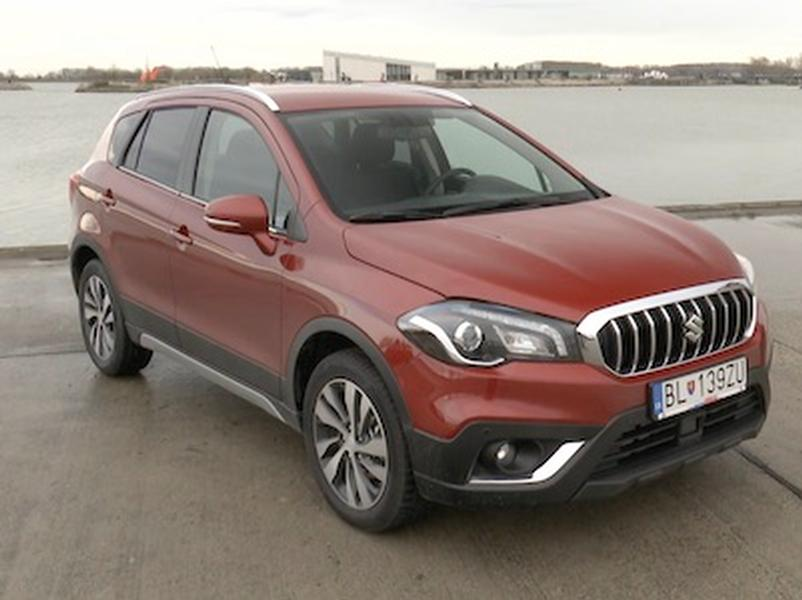 Video test Suzuki SX4 S-CROSS