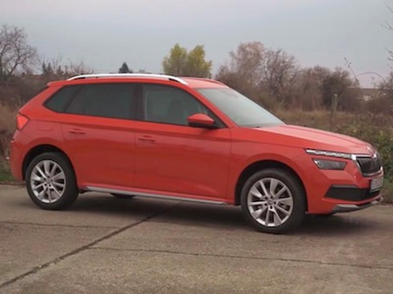 Video test Škoda Kamiq 1.0 TSI 70 kW vs 85 kW