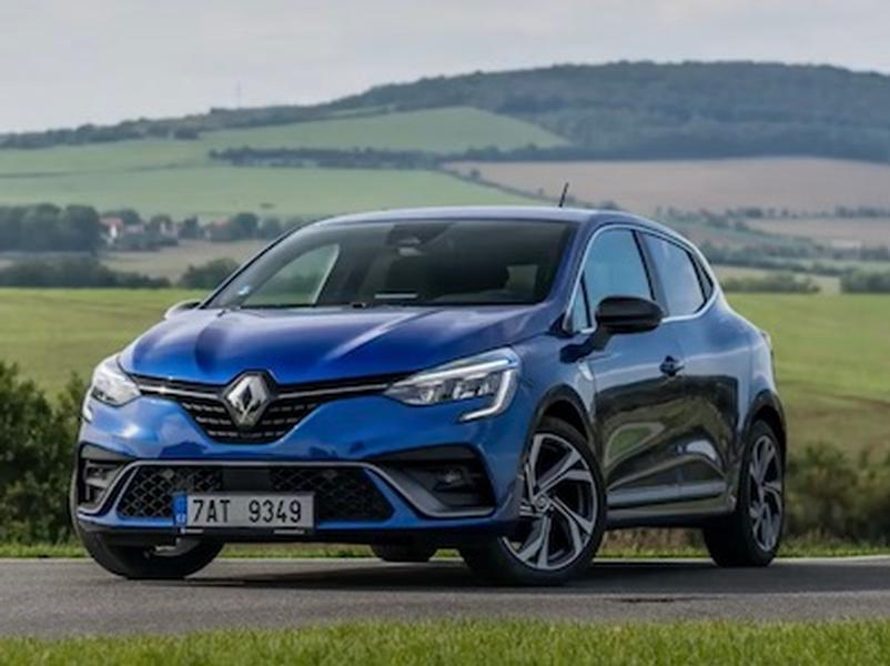 Video test Renault Clio