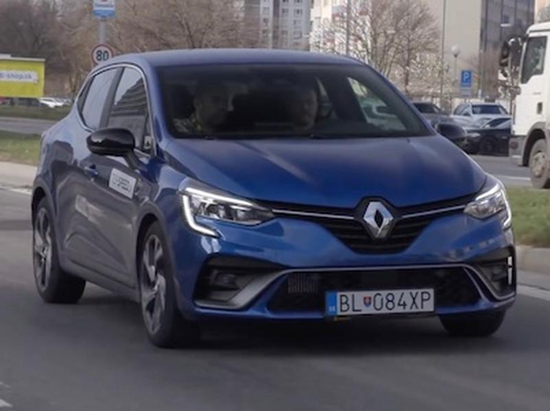 Video test Renault Clio TCe100