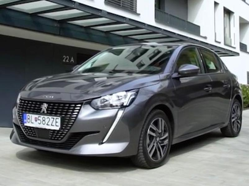 Video test Peugeot 208 1,2 PureTech
