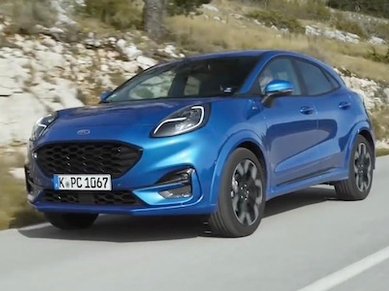 Video test Ford Puma