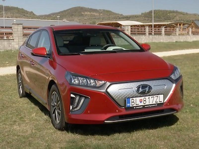 Video test Hyundai Ioniq electric plus
