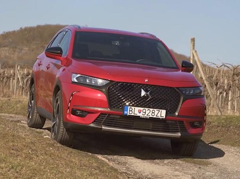 Video test DS7 Crossback