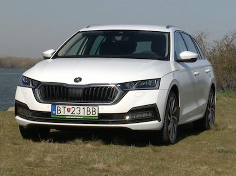 Video test Škoda Octavia 2.0 TDI Combi