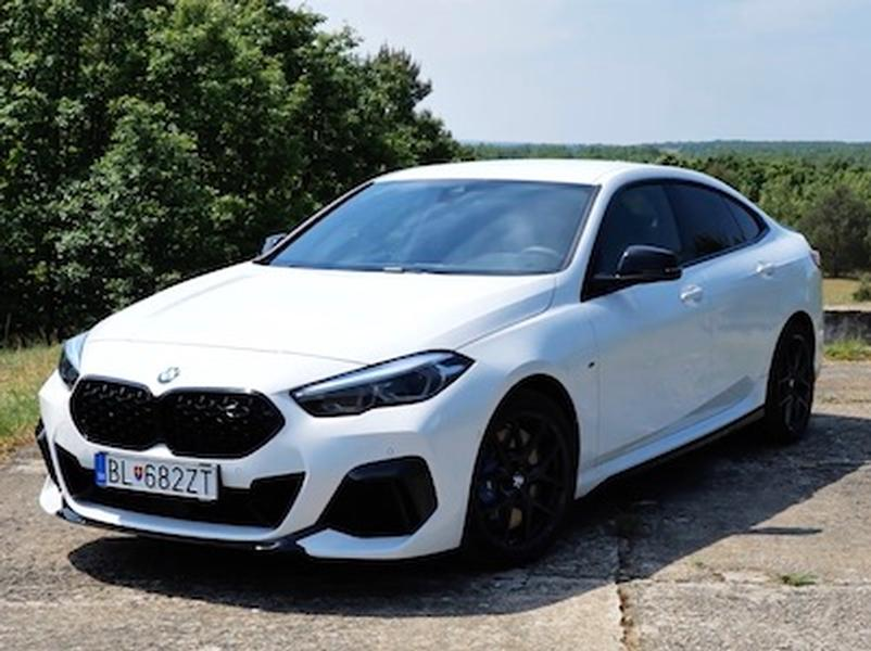 Video test BMW M235i Gran Coupe
