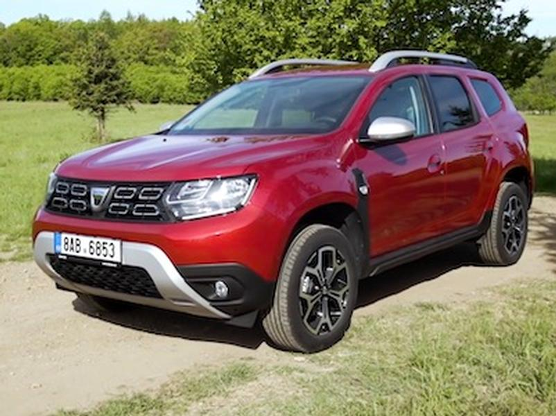 Video test Dacia Duster