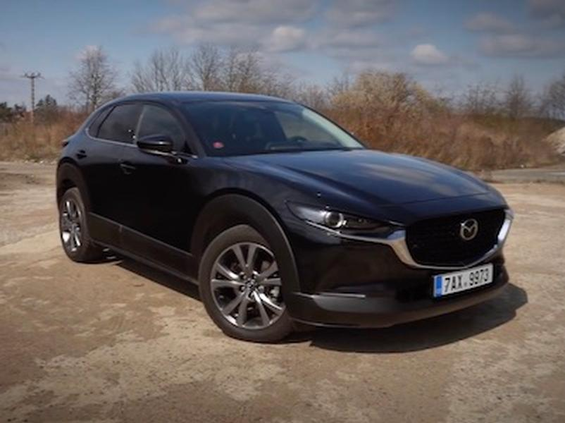 Video test Mazda CX-30 SkyActiv-X