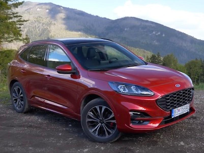 Video test Ford Kuga 2.0 TDCi