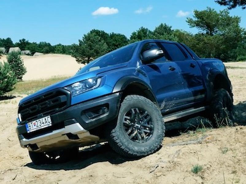 Video test Ford Ranger Raptor
