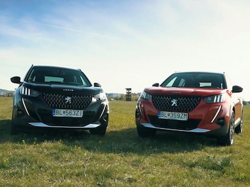 Video test Peugeot 2008 (benzín vs. diesel)