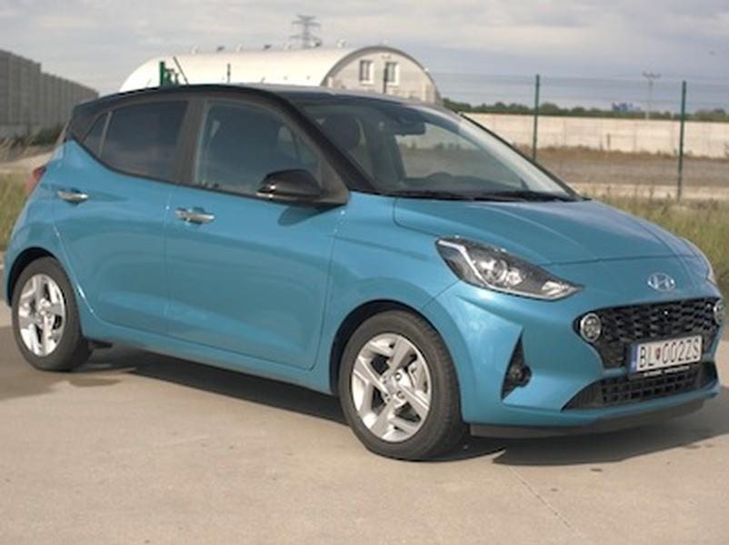 Video test Hyundai i10 1.2 MPI