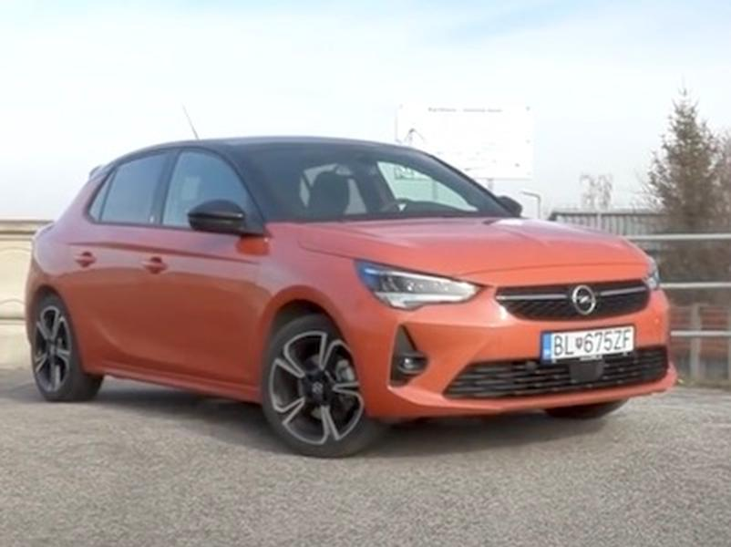 Video test Opel Corsa F