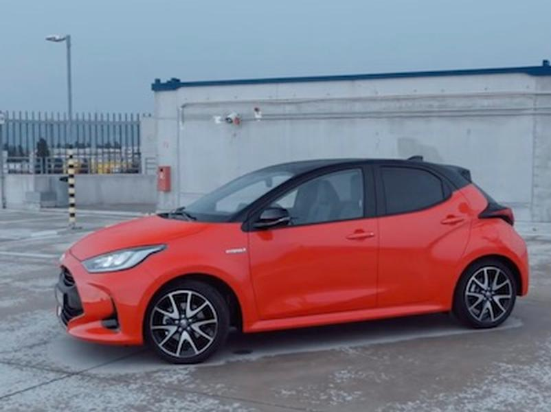 Video test Toyota Yaris