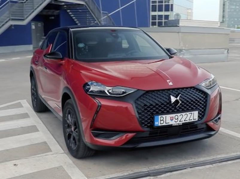 Video test DS3 crossback