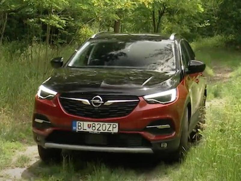 Video test Opel Grandland X PHEV 4x4