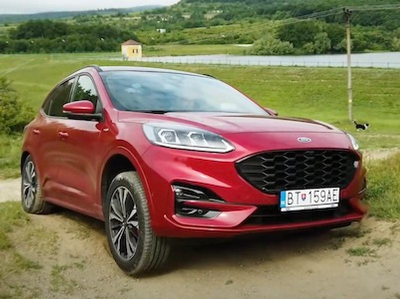 Video test Ford Kuga 2.0 TDCi EcoBlue