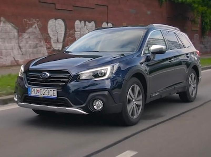 Test Subaru Outback Special Edition