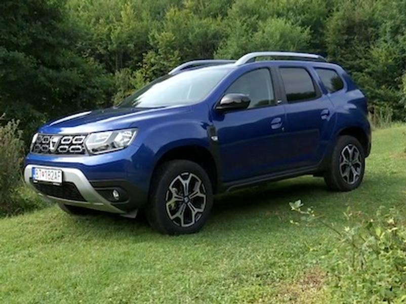Video test Dacia Duster 1.0 TCe 100 4x2