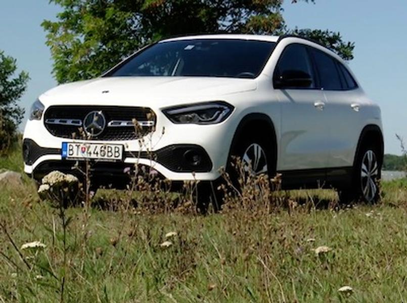 Test Mercedes-Benz GLA 250d