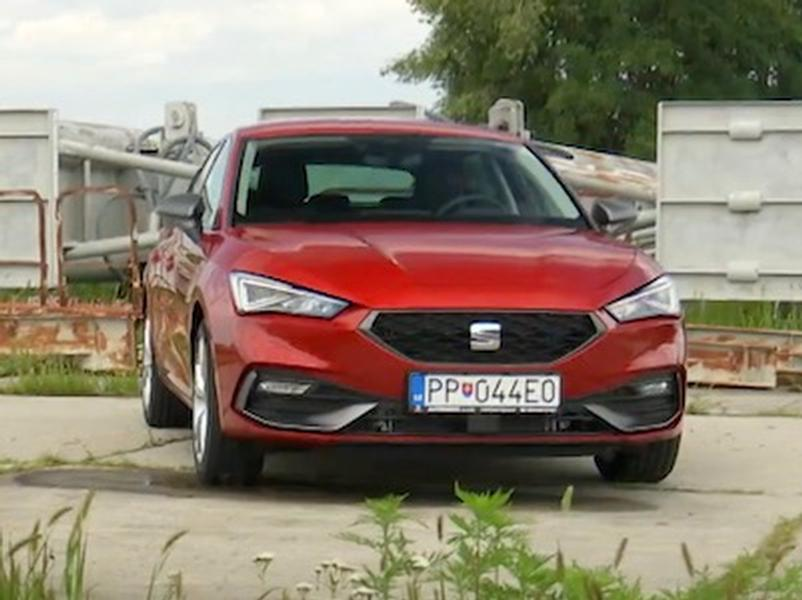 Video test Seat Leon 1.5 TSI