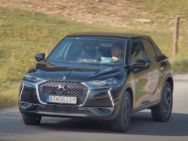 Video test DS 3 Crossback