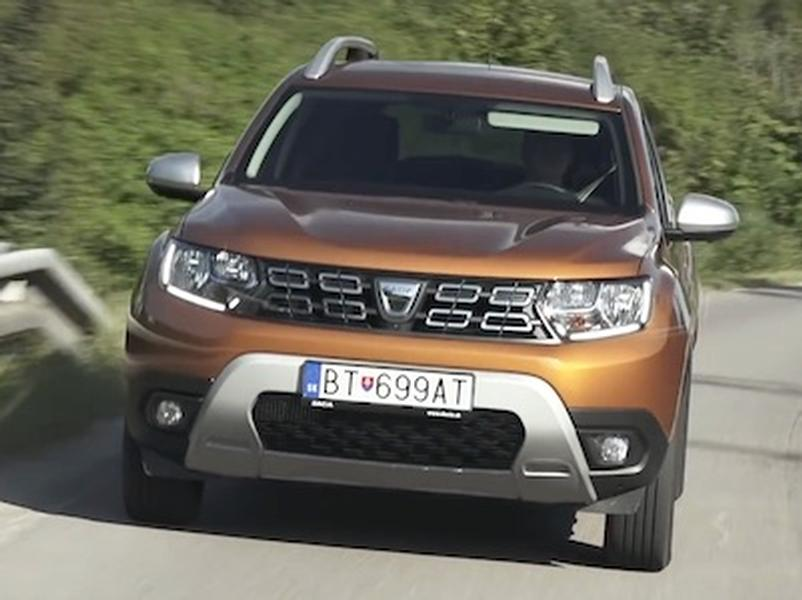 Video test Dacia Duster LPG