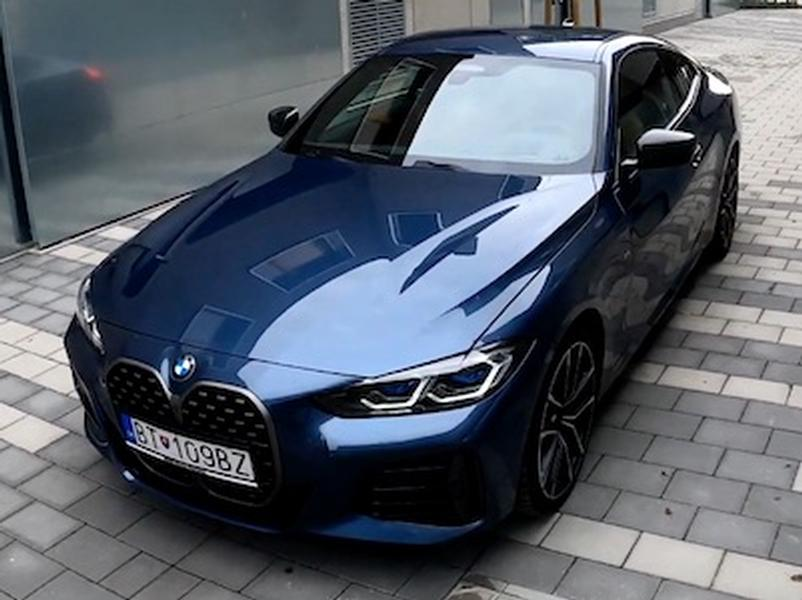 Video test BMW M440i