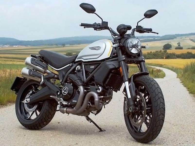 Video test Ducati Scrambler 1100