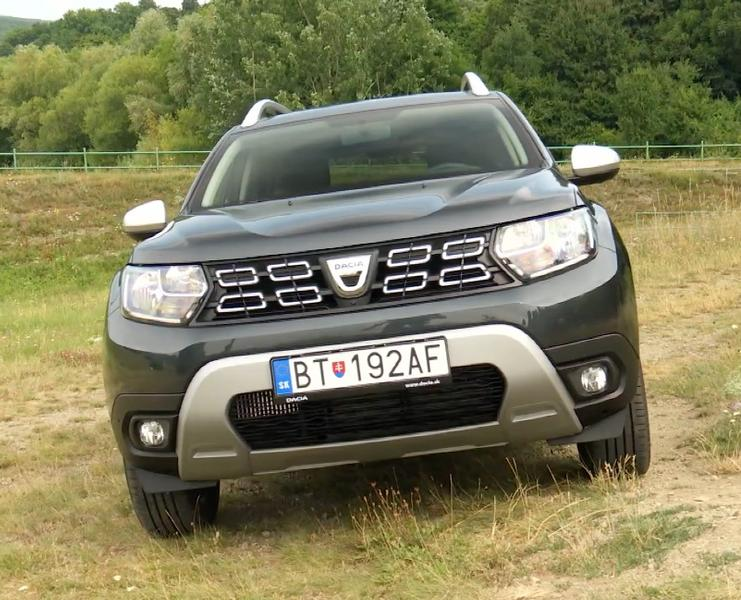 Video test Dacia Duster TCe 1.0 LPG