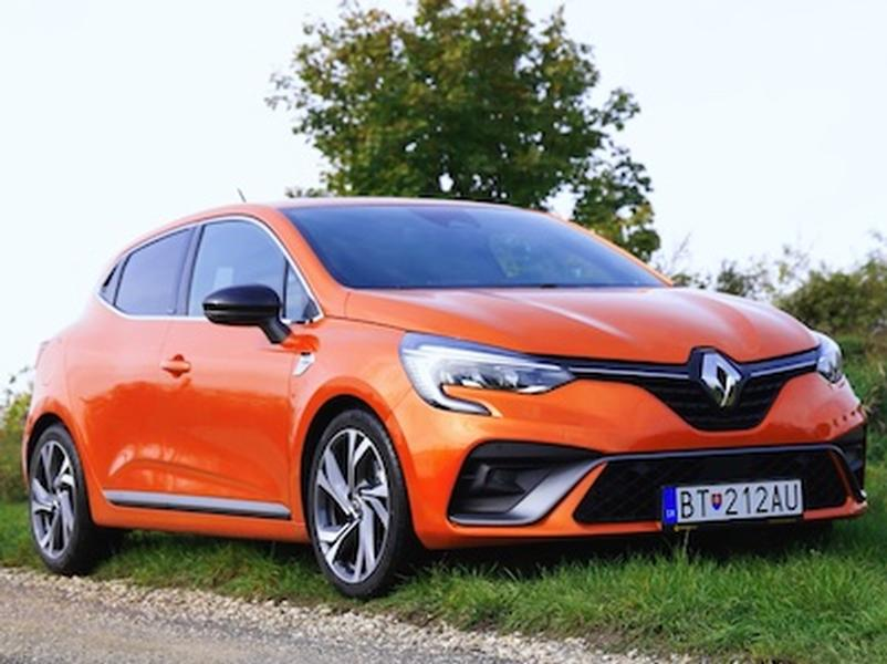 Video test Renault CLIO R.S. Line E-TECH