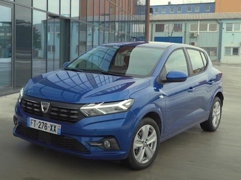 Video test Dacia Sandero 1.0 TCe