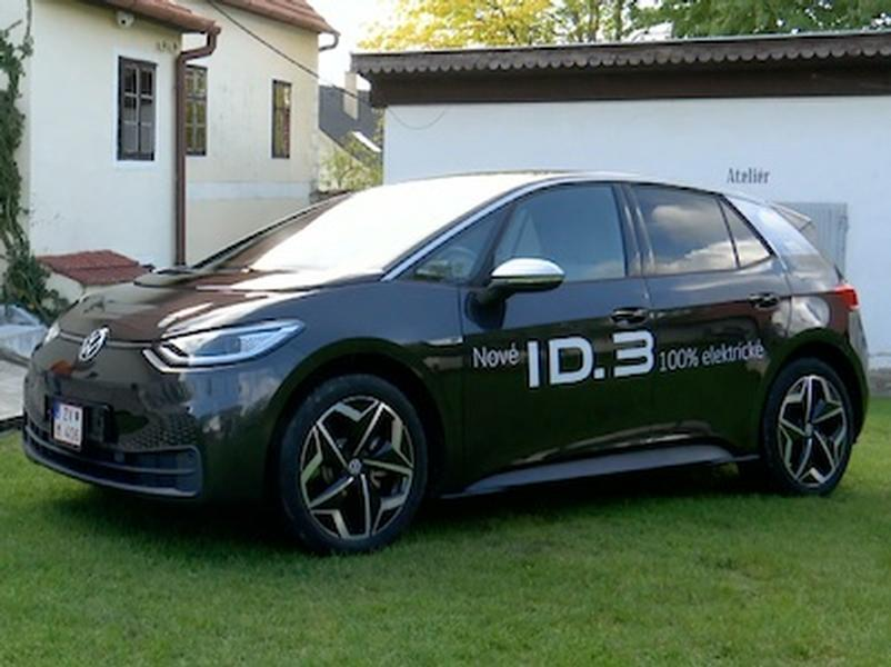 Video test Volkswagen ID3