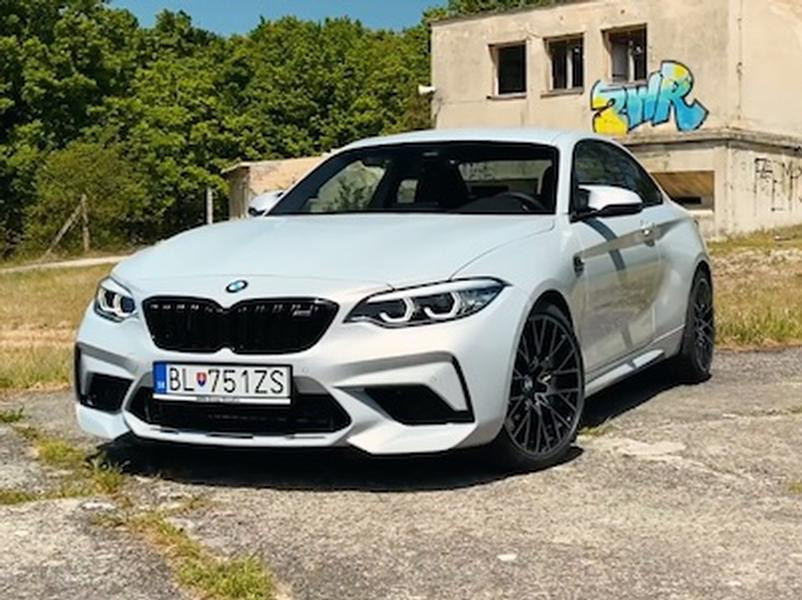 Video test BMW M2 Competition