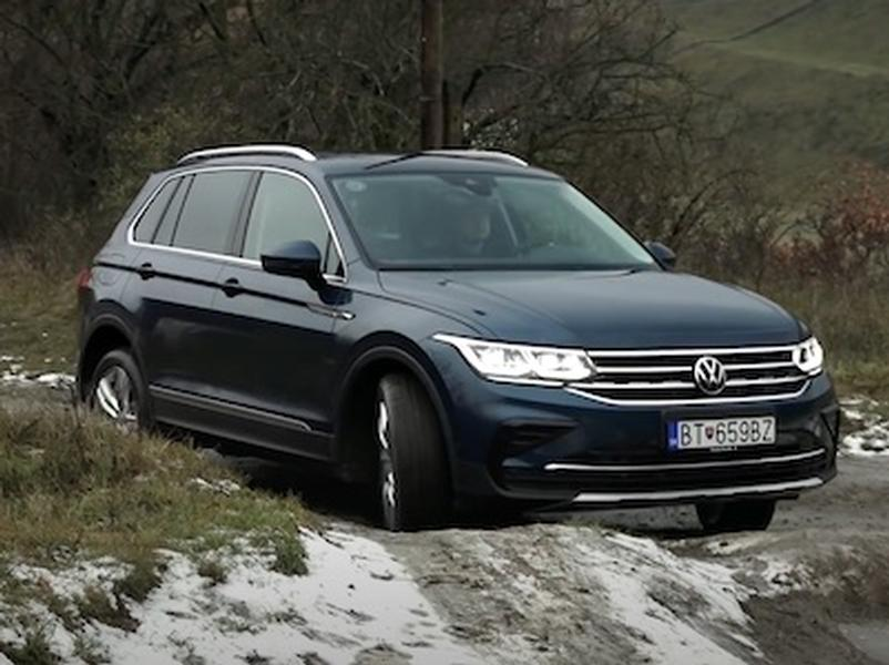 Video test  Volkswagen Tiguan 2.0 TDI Evo