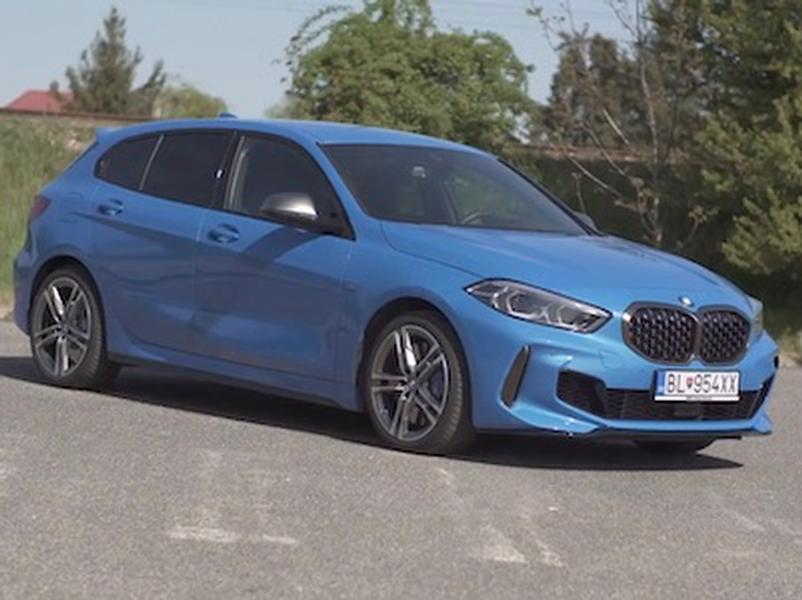 Video test BMW M135i xDrive