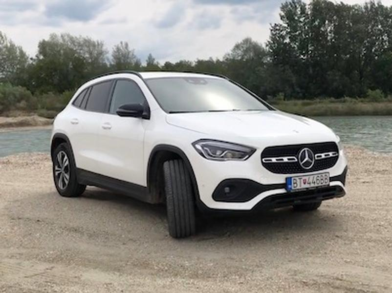 Video test Mercedes GLA 200 d