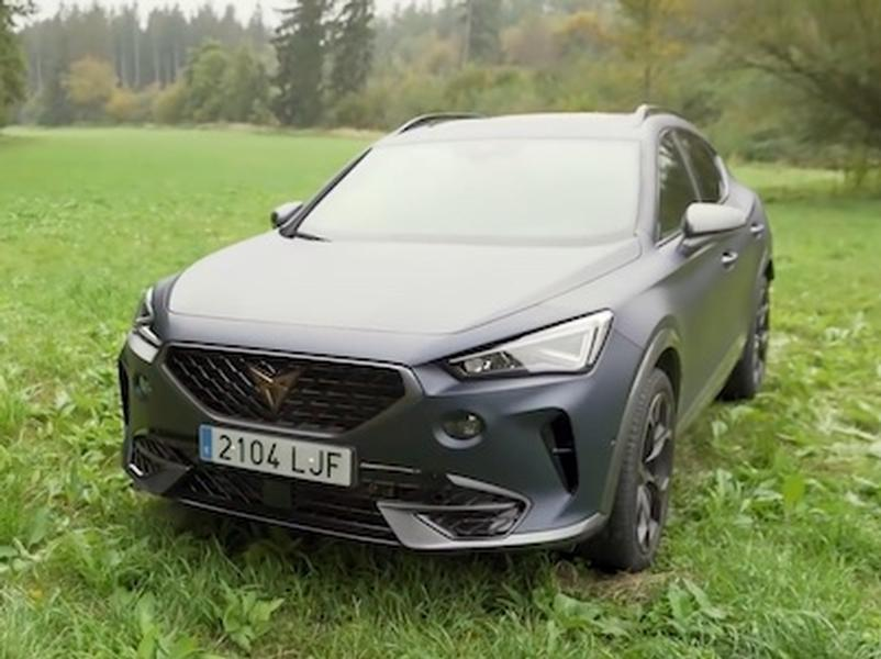 Video test Cupra Formentor Veloz