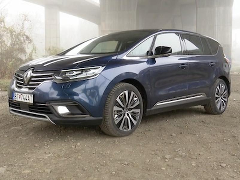 Video test Renault Espace 2.0 dCi